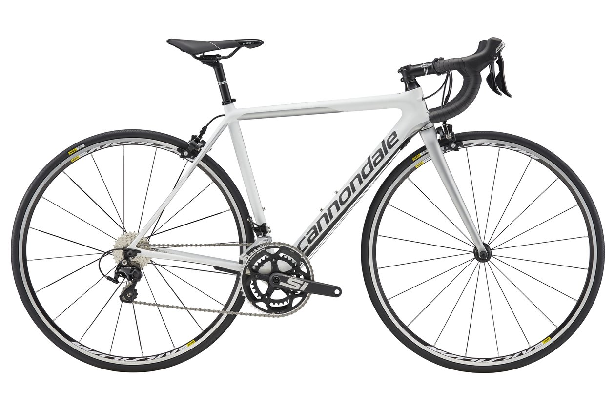 Cannondale SuperSix EVO Women's 105 - 2017 - 28 Zoll - Diamant