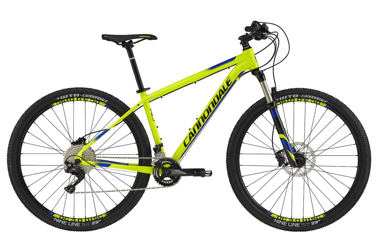 Cannondale Trail 1 - 2017 - 29 Zoll - Hardtail