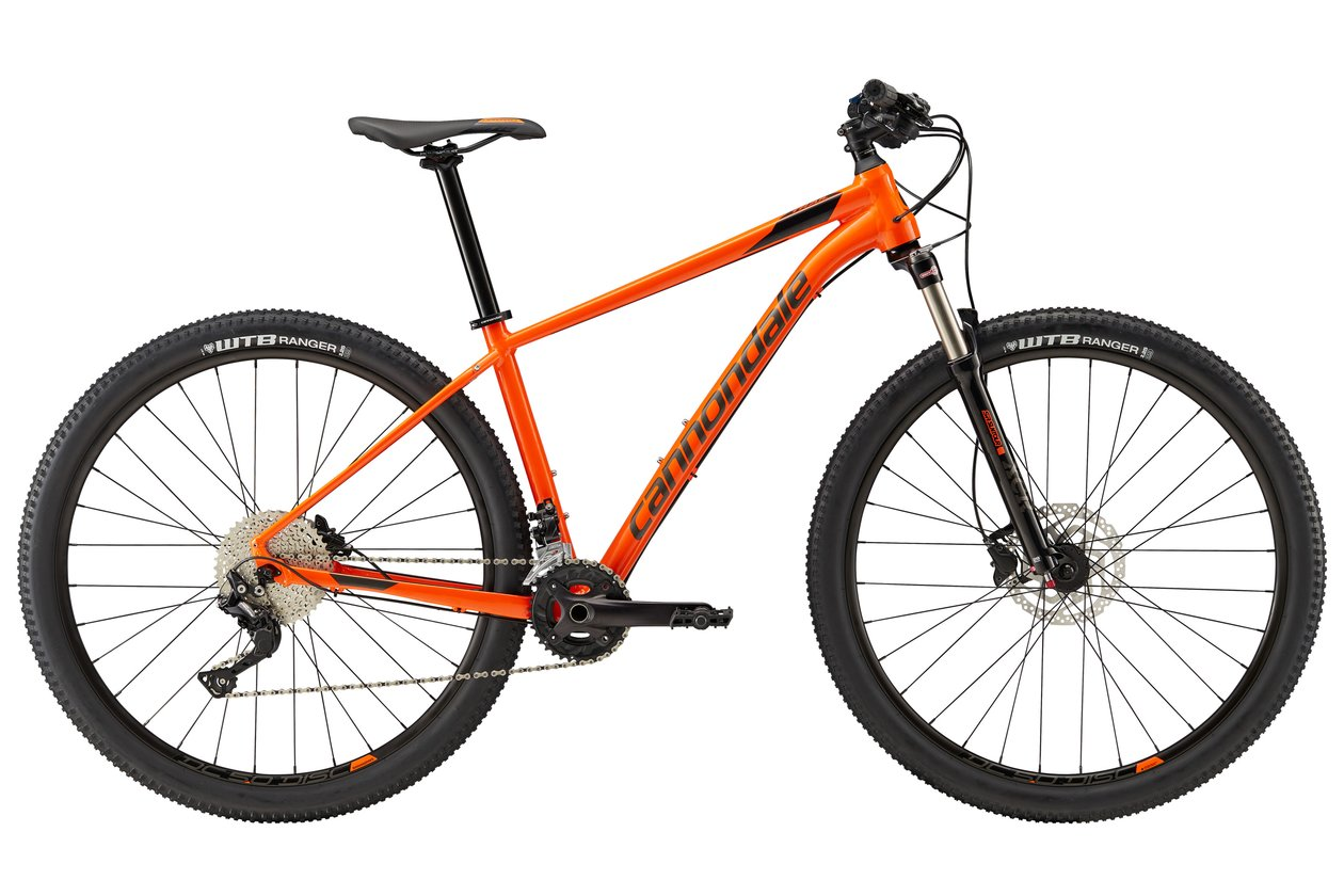 Cannondale Trail 5 - 2018 - 29 Zoll - Hardtail