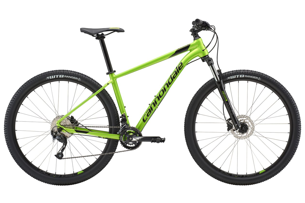 Cannondale Trail 7 - 2018 - 29 Zoll - Hardtail