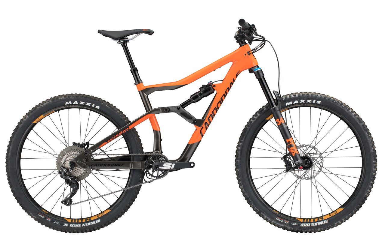 Cannondale Trigger 3 - 2018 - 27,5 Zoll - Fully