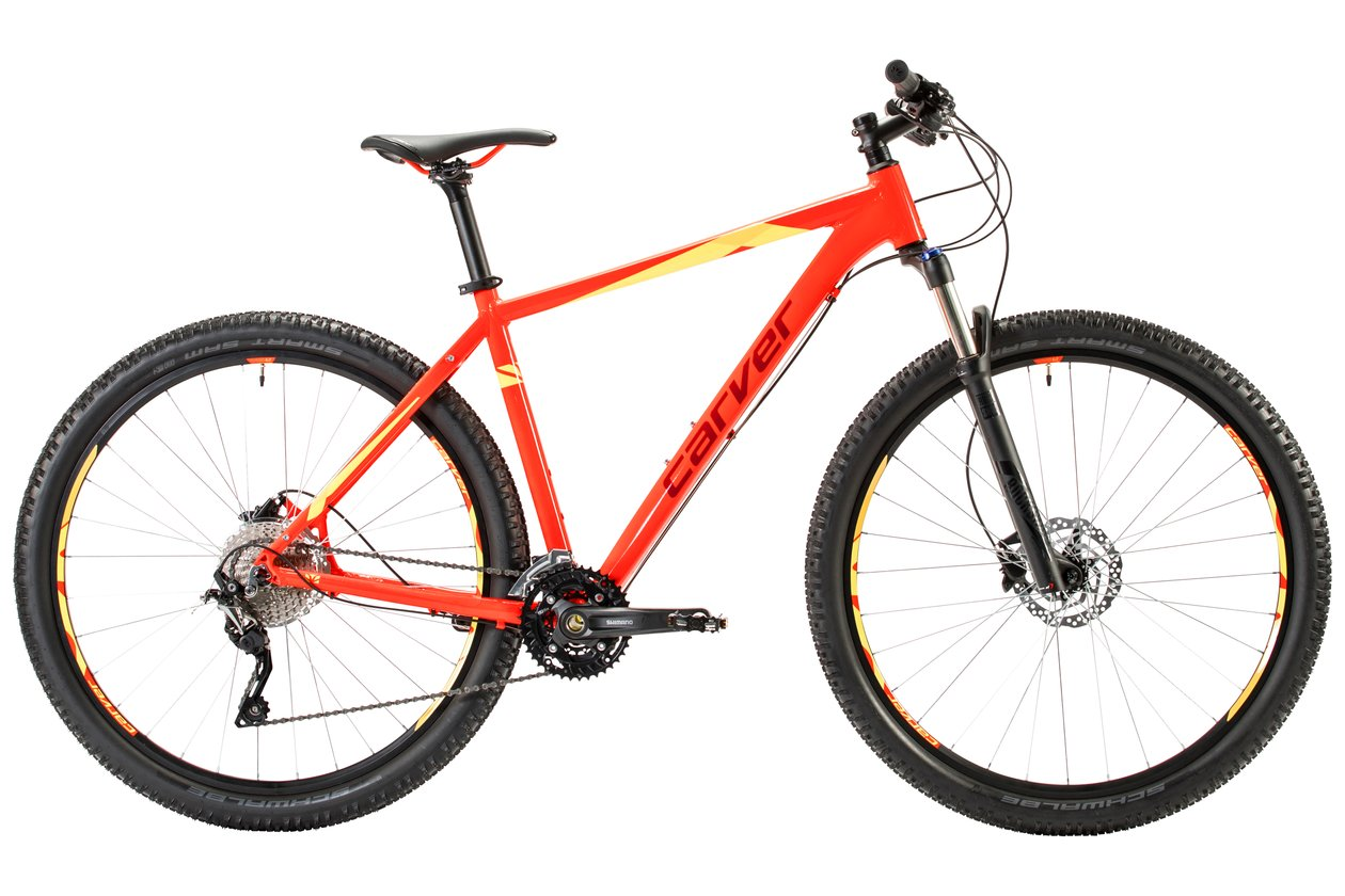 Carver Strict CPS Line - 2017 - 27,5 Zoll - Hardtail