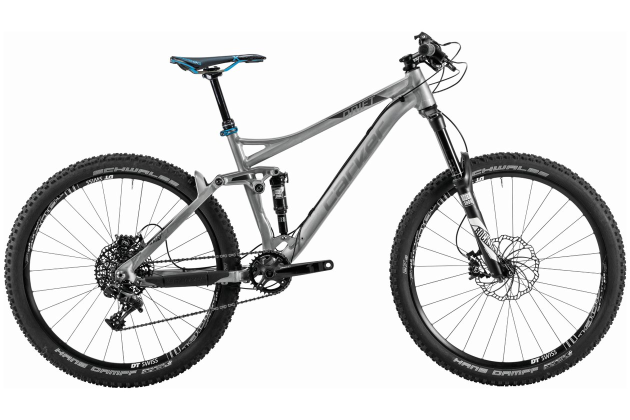 Carver Drift CPS Trail - 27,5 Zoll - Fully