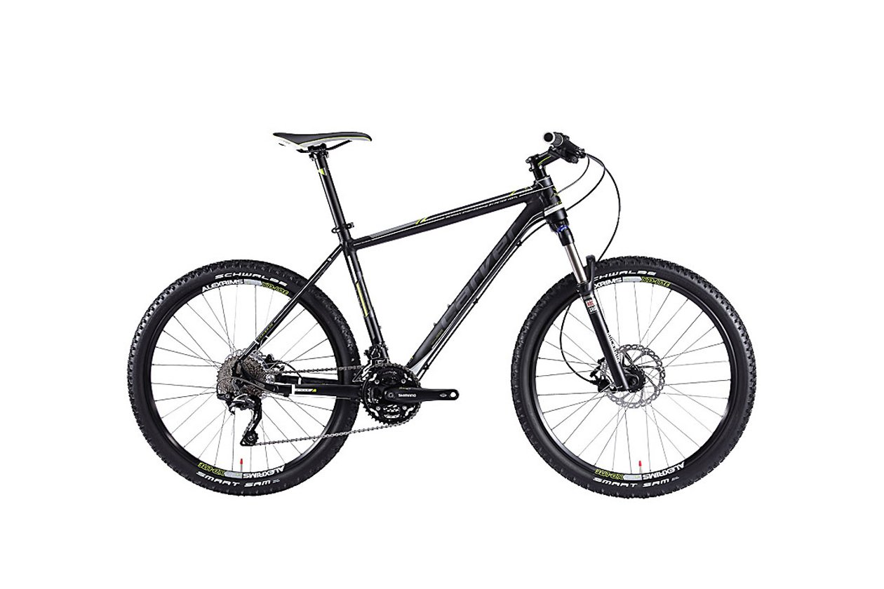 Carver PHT 130 - Auslaufmodell - 26 Zoll - Hardtail