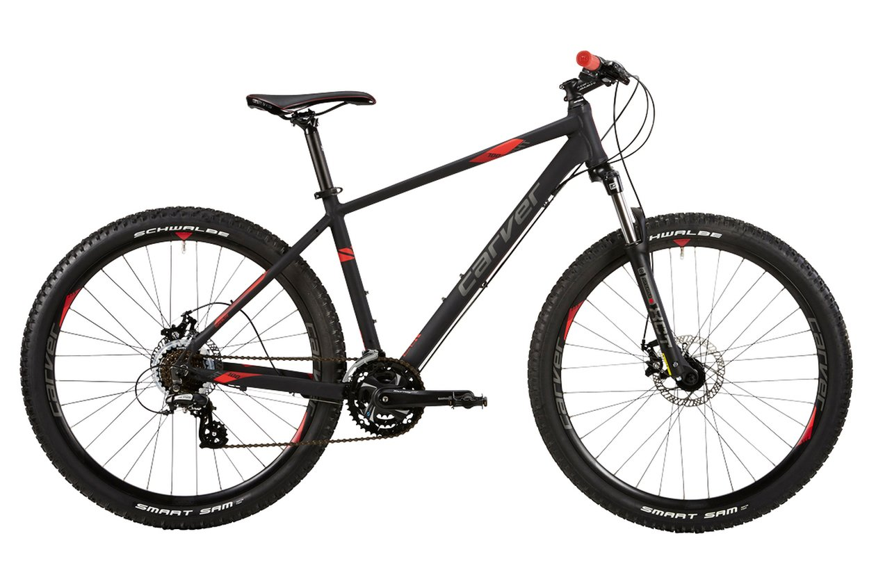 Carver PHT 100 - 2016 - 27,5 Zoll - Hardtail