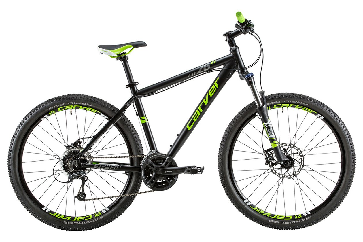Carver PHT 26 Mech. Disc - 2016 - 26 Zoll - Hardtail