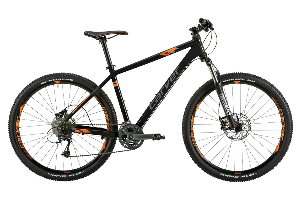 Carver PHT 300 - 2016 - 29 Zoll - Hardtail