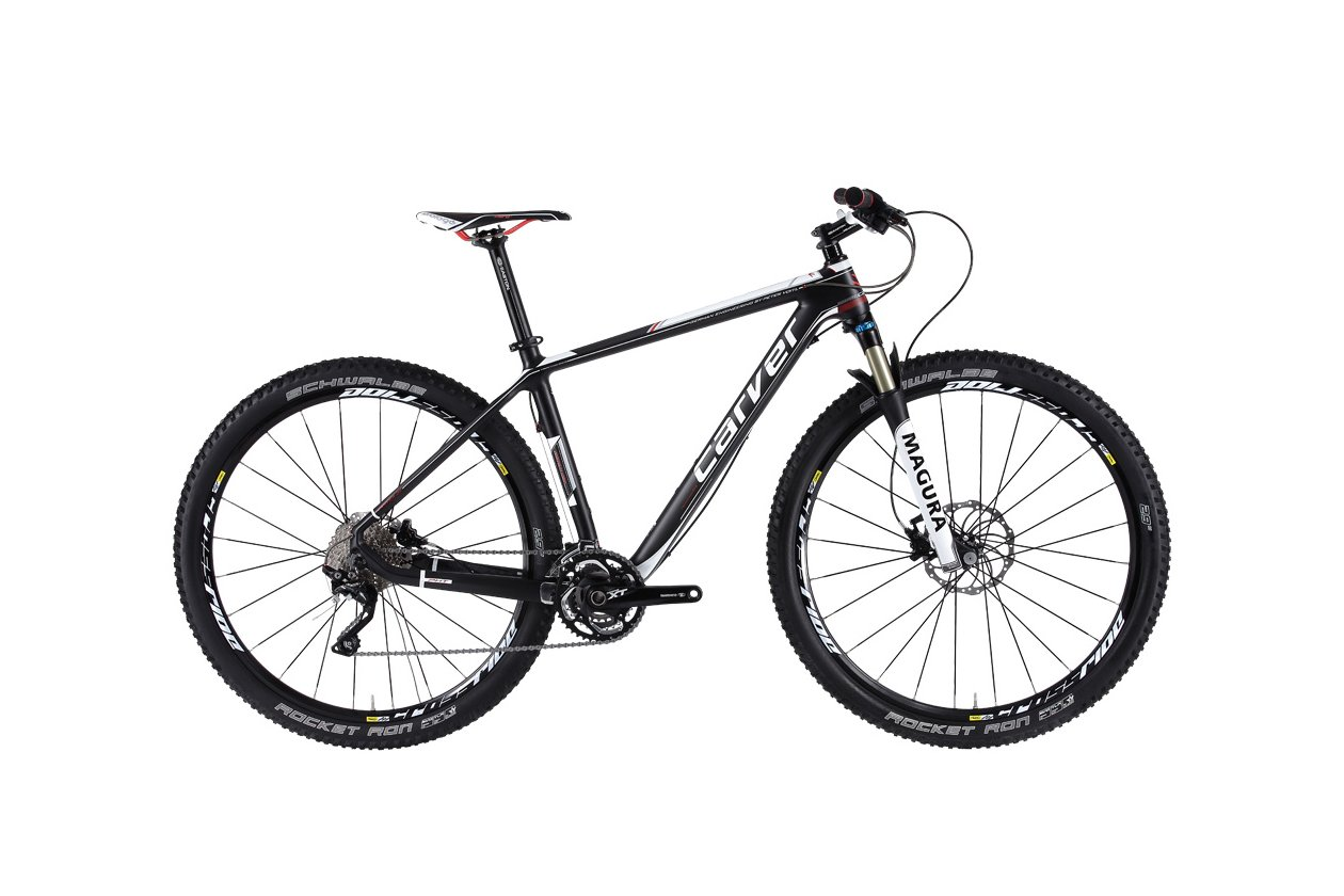 Carver PHT 950 - Auslaufmodell - 29 Zoll - Hardtail