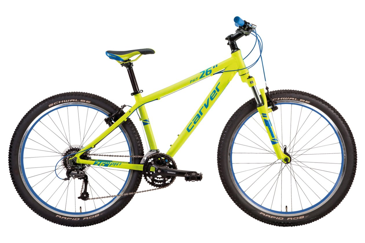 Carver PHT 26 - 2016 - 26 Zoll - Hardtail