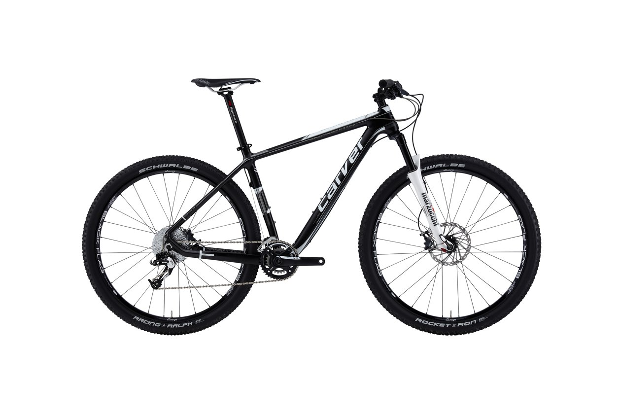 Carver PHT 930 Carbon - Auslaufmodell - 29 Zoll - Hardtail
