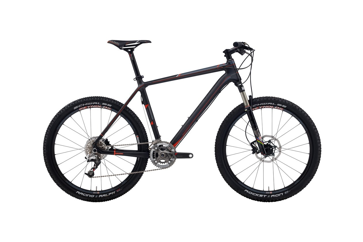 Carver PHT Carbon CPS Herren - Auslaufmodell - 26 Zoll - Hardtail