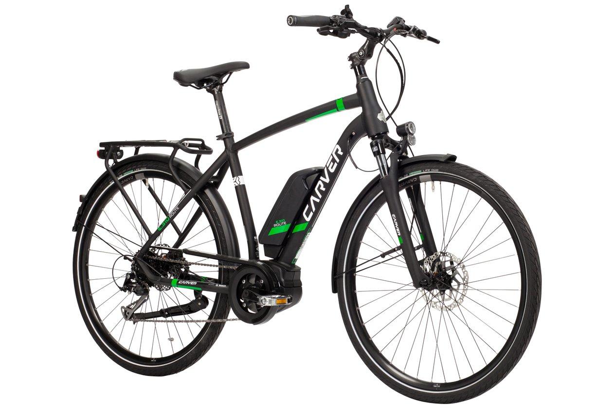 Carver Route E.310 500Wh 28 Zoll bestellen   Fahrrad XXL