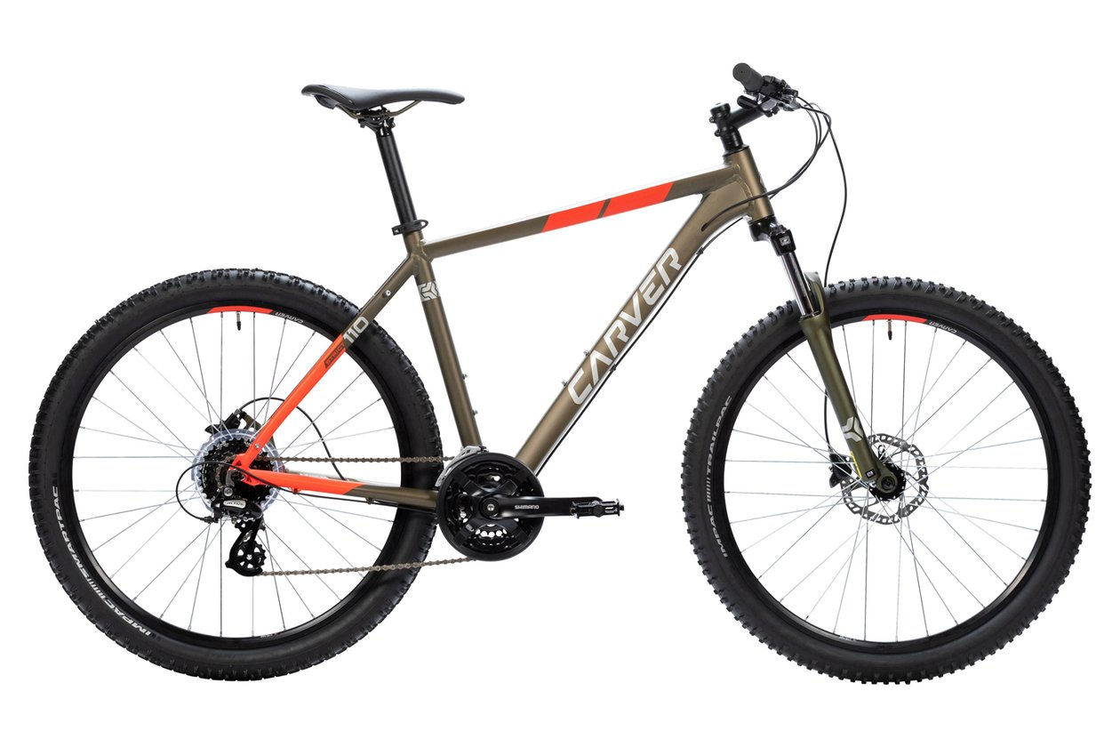 Carver Strict 110 - 27,5 Zoll - Hardtail