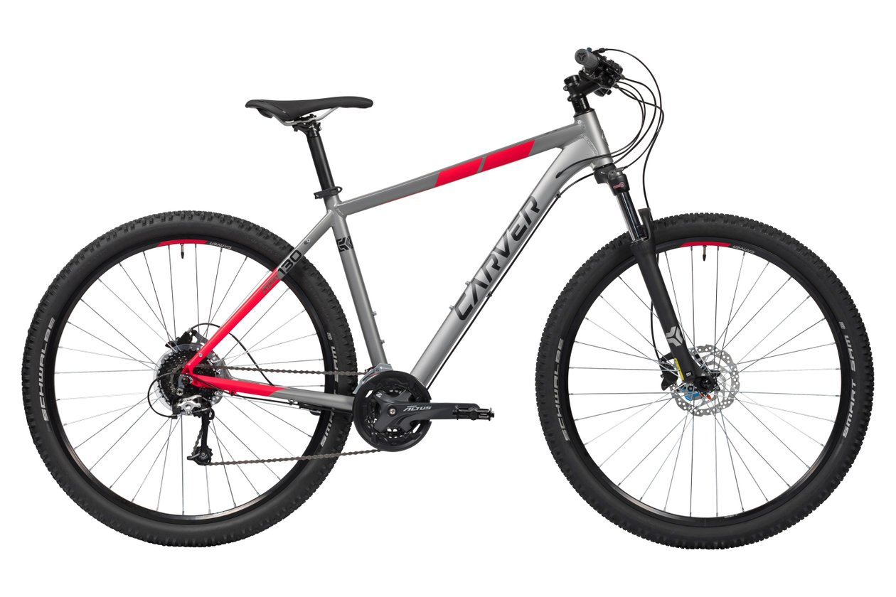 Carver Strict 130 - 27,5 Zoll - Hardtail