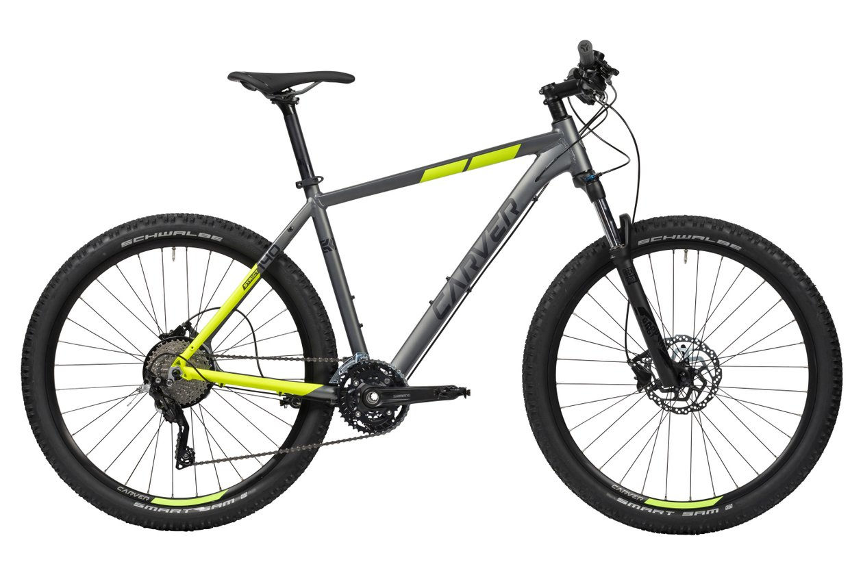 Carver Strict 140 - 27,5 Zoll - Hardtail