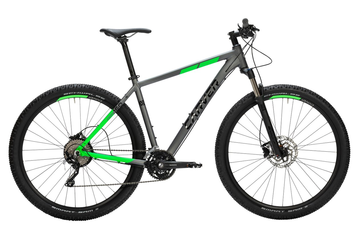 Carver Strict 160 - 27,5 Zoll - Hardtail