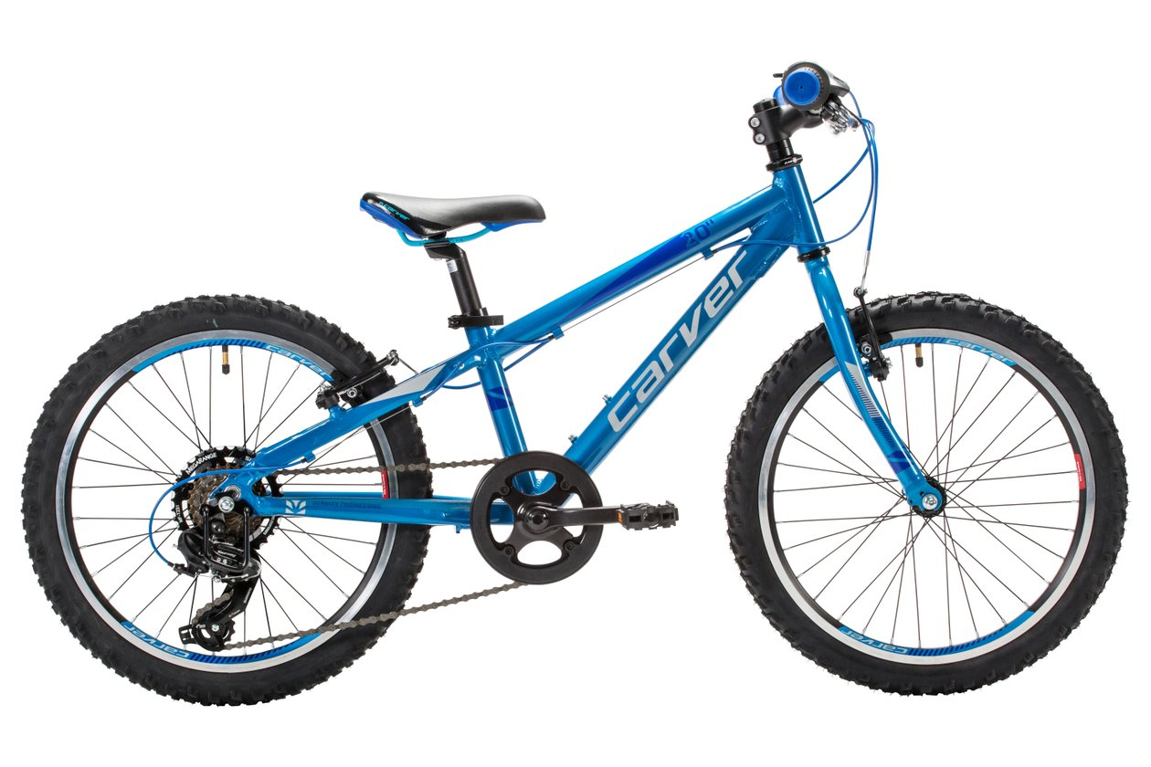 Carver Strict 20 Rigid - 20 Zoll - Hardtail