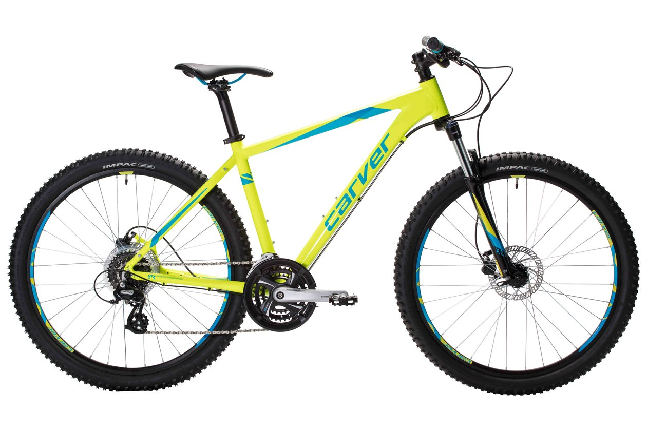 Carver Strict 200 - 2017 - 27,5 Zoll - Hardtail