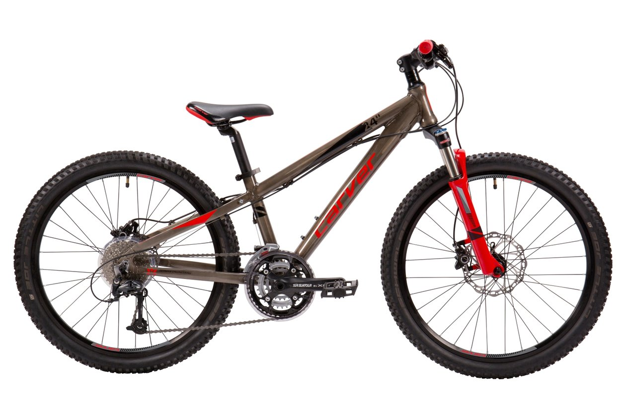 Carver Strict 24 CPS - 2017 - 24 Zoll - Hardtail
