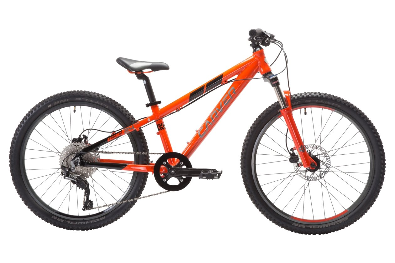 Carver Strict 24 Cps - 24 Zoll - Hardtail