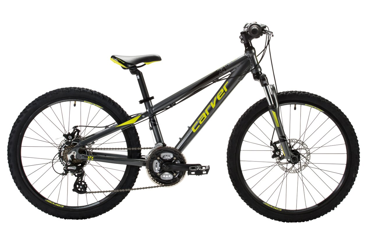 Carver Strict 24 Mech. Disc - 24 Zoll - Hardtail