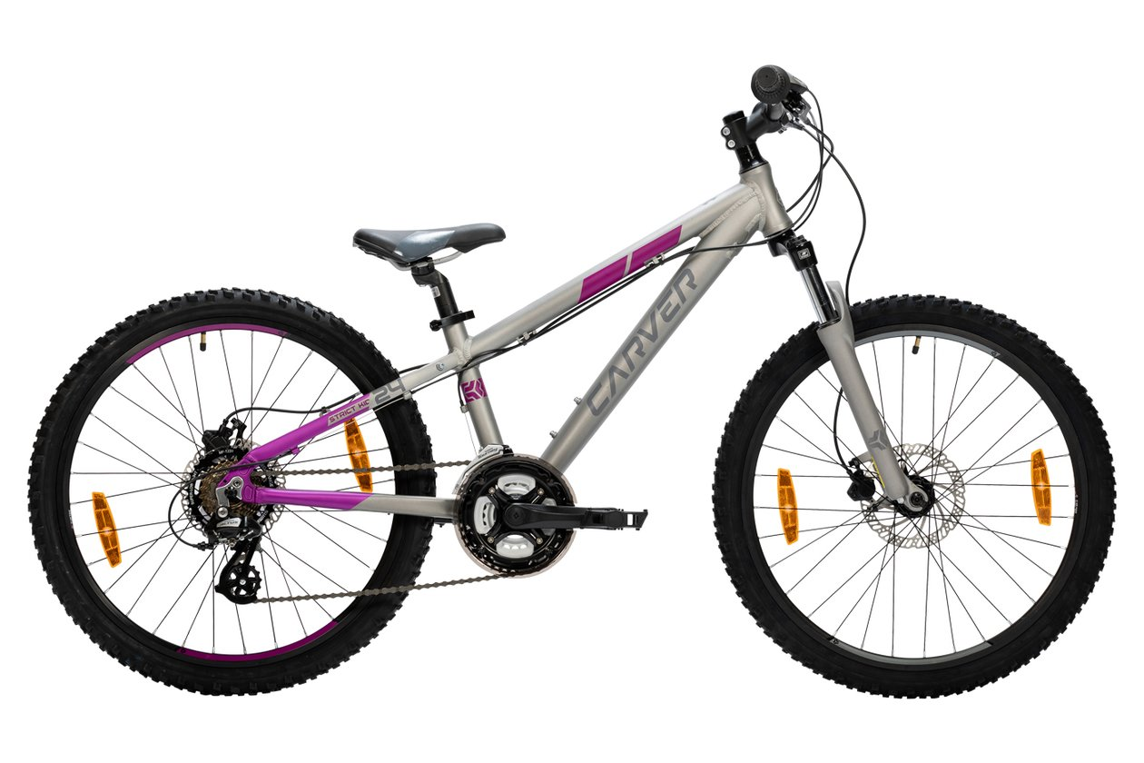 Carver Strict 24 Hydr. Disc W - 24 Zoll - Hardtail