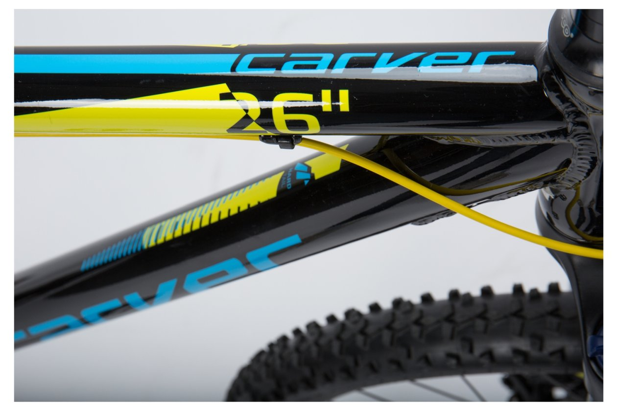 Carver Strict 26 Hydr. Disc - 26 Zoll - Hardtail