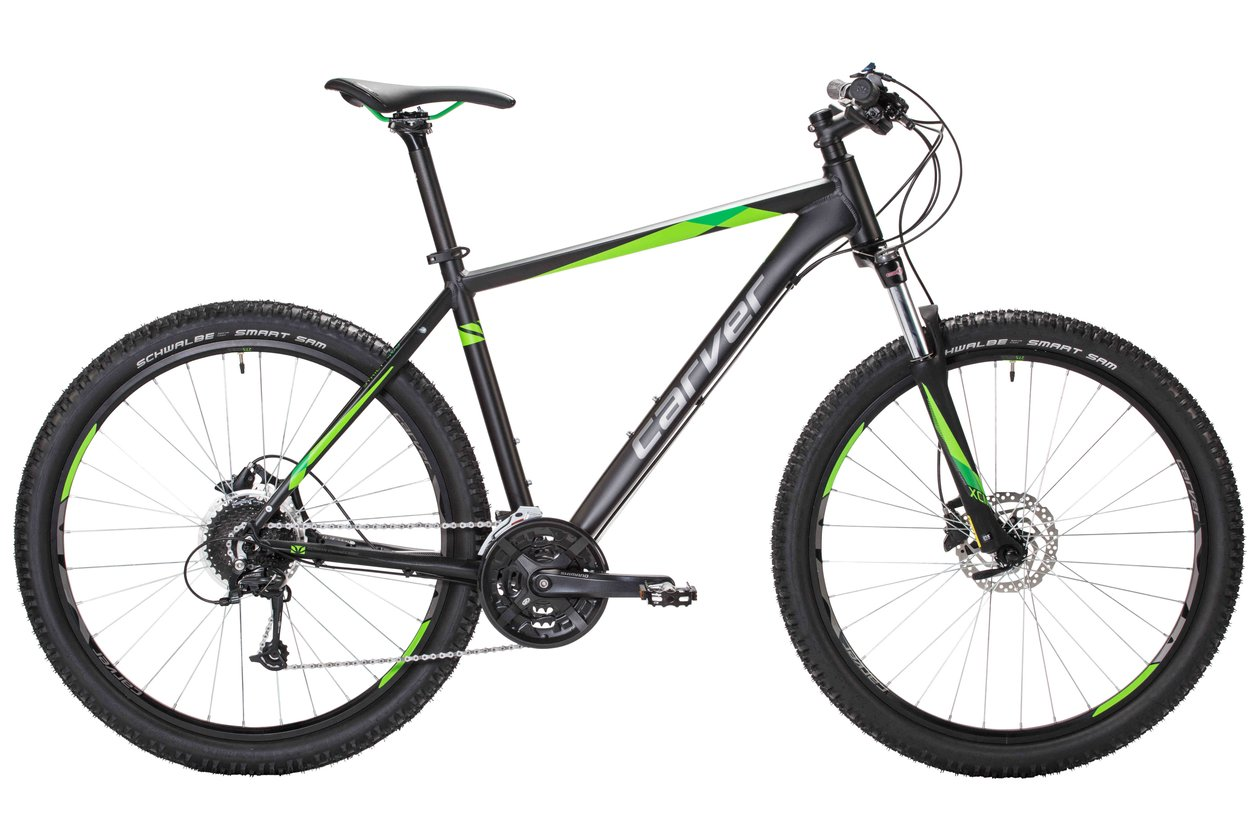 Carver Strict 400 - 2017 - 27,5 Zoll - Hardtail
