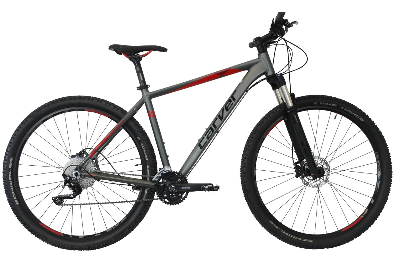 Carver Strict 600 - 29 Zoll - Hardtail