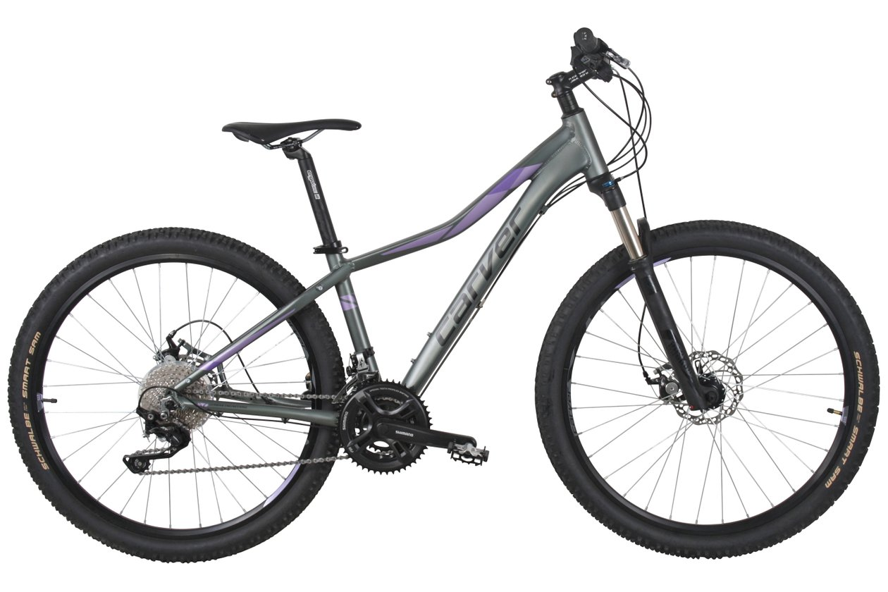 Carver Strict 600 Lady - 27,5 Zoll - Hardtail