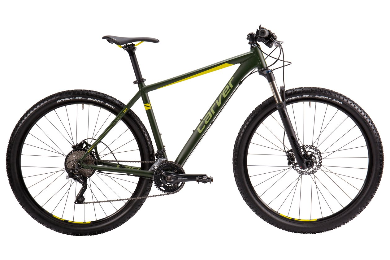 Carver Strict 700 - 27,5 Zoll - Hardtail