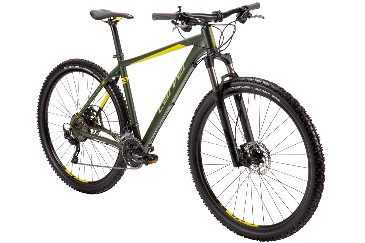 Carver Strict 700 - 2017 - 27,5 Zoll - Hardtail