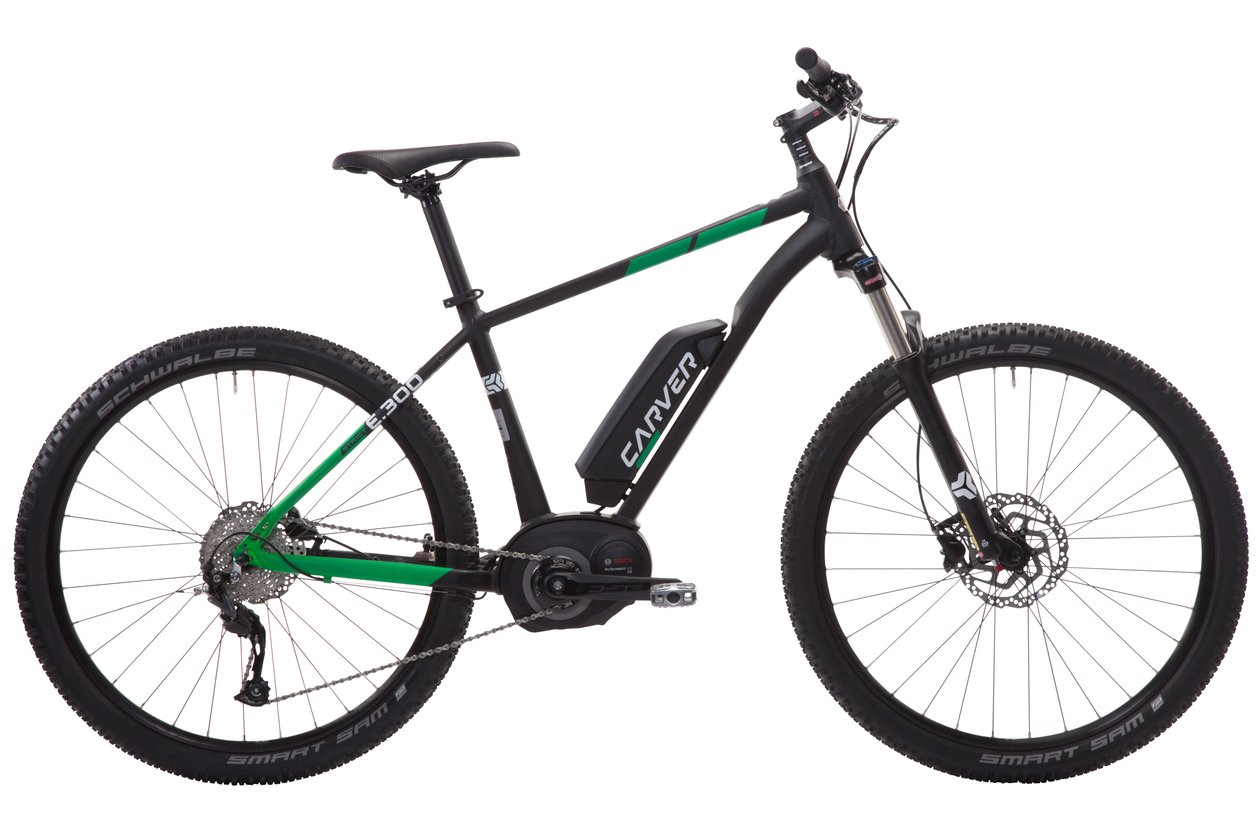 Carver Strict E.300 - 2018 - 27,5 Zoll - Hardtail