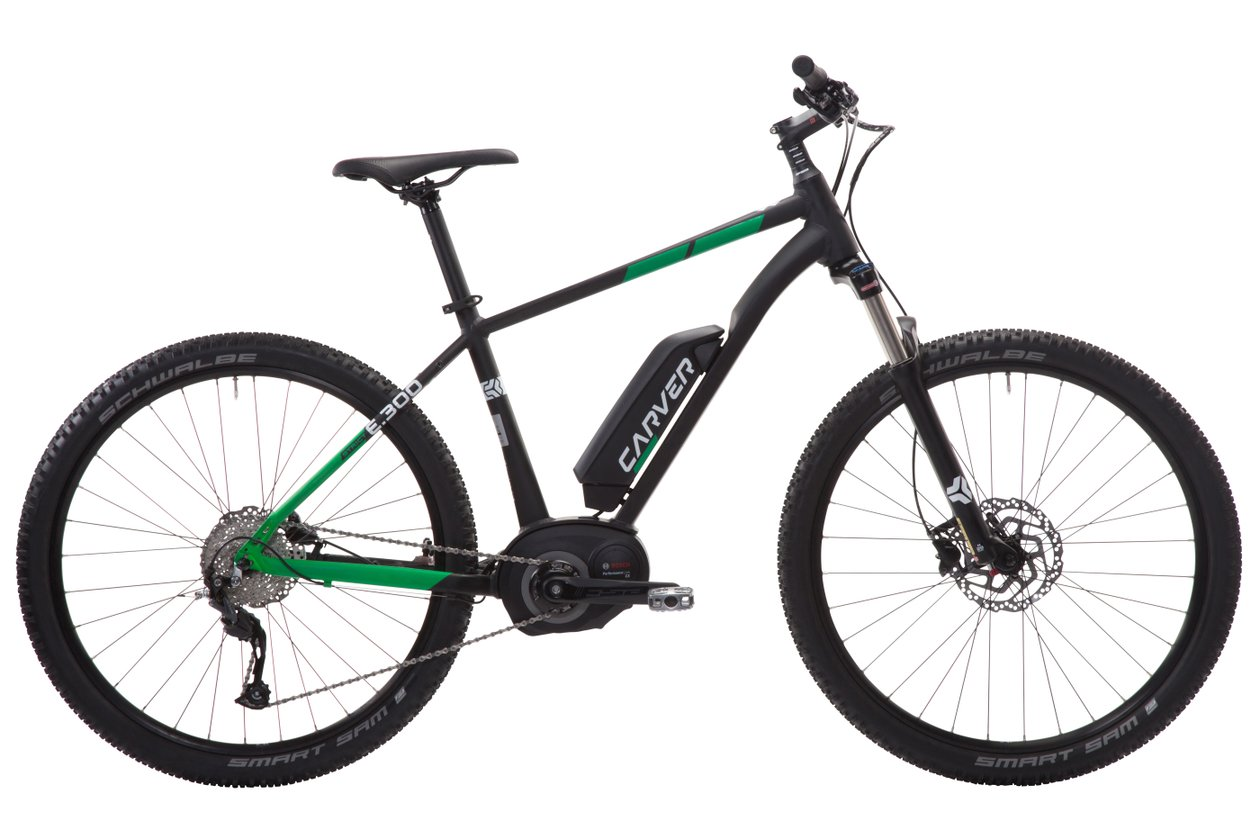 Carver Strict E.300 - 2018 - 29 Zoll - Hardtail