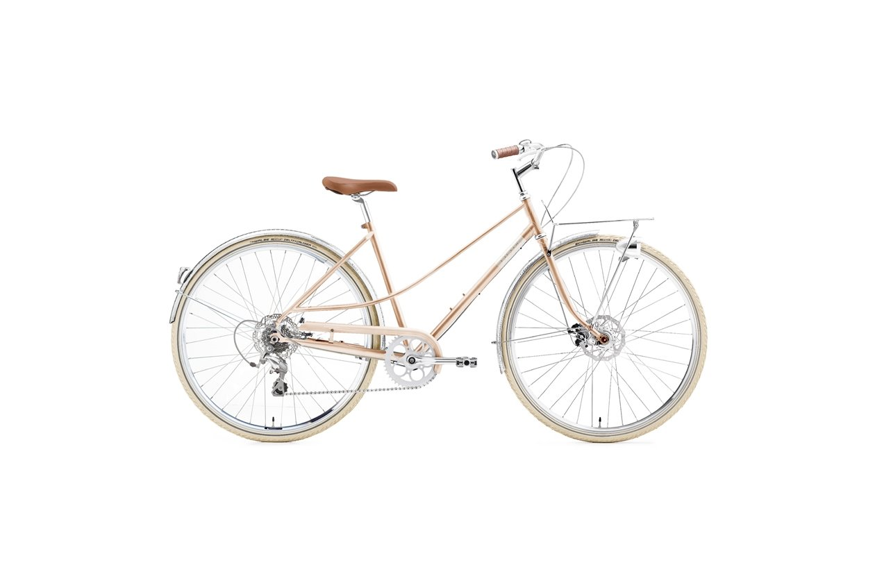 Creme Caferacer Lady Solo Disc - 2018 - 28 Zoll - Damen Sport