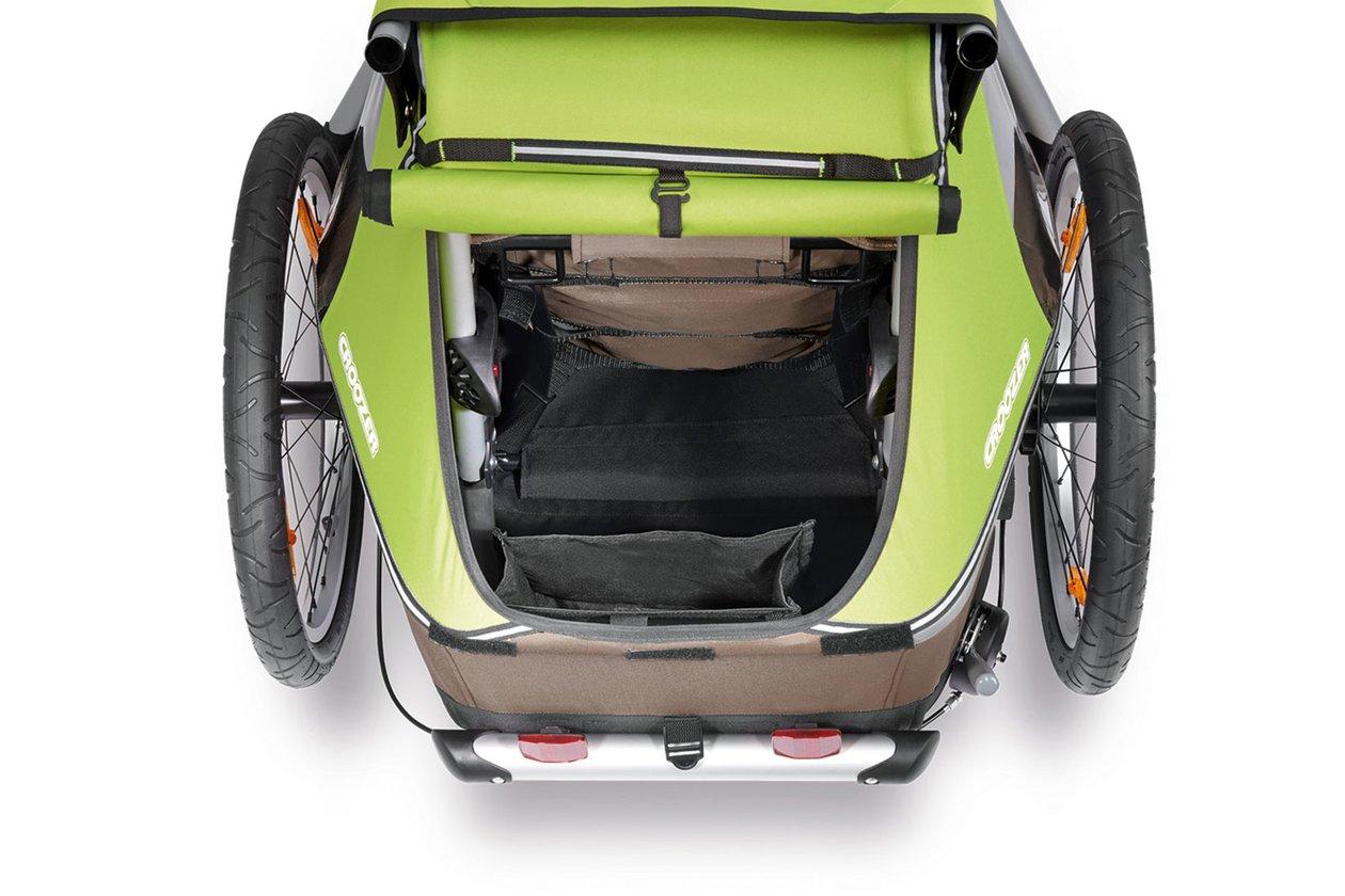 croozer kid for 1 2017 kaufen fahrrad xxl. Black Bedroom Furniture Sets. Home Design Ideas