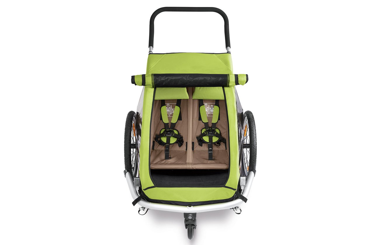 Croozer Kid for 2 - 2017