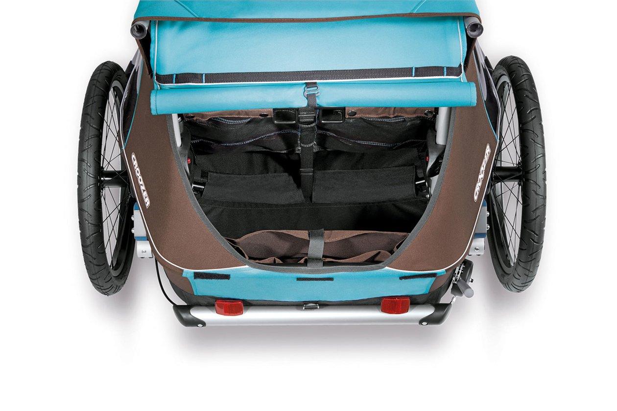 croozer kid plus for 2 2017 bestellen fahrrad xxl. Black Bedroom Furniture Sets. Home Design Ideas
