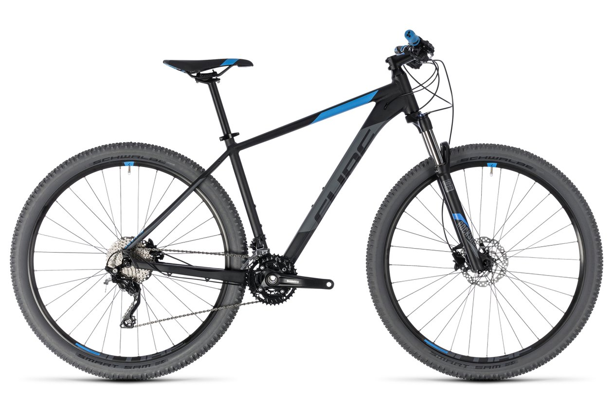 Cube Attention - 2018 - 27,5 Zoll - Hardtail
