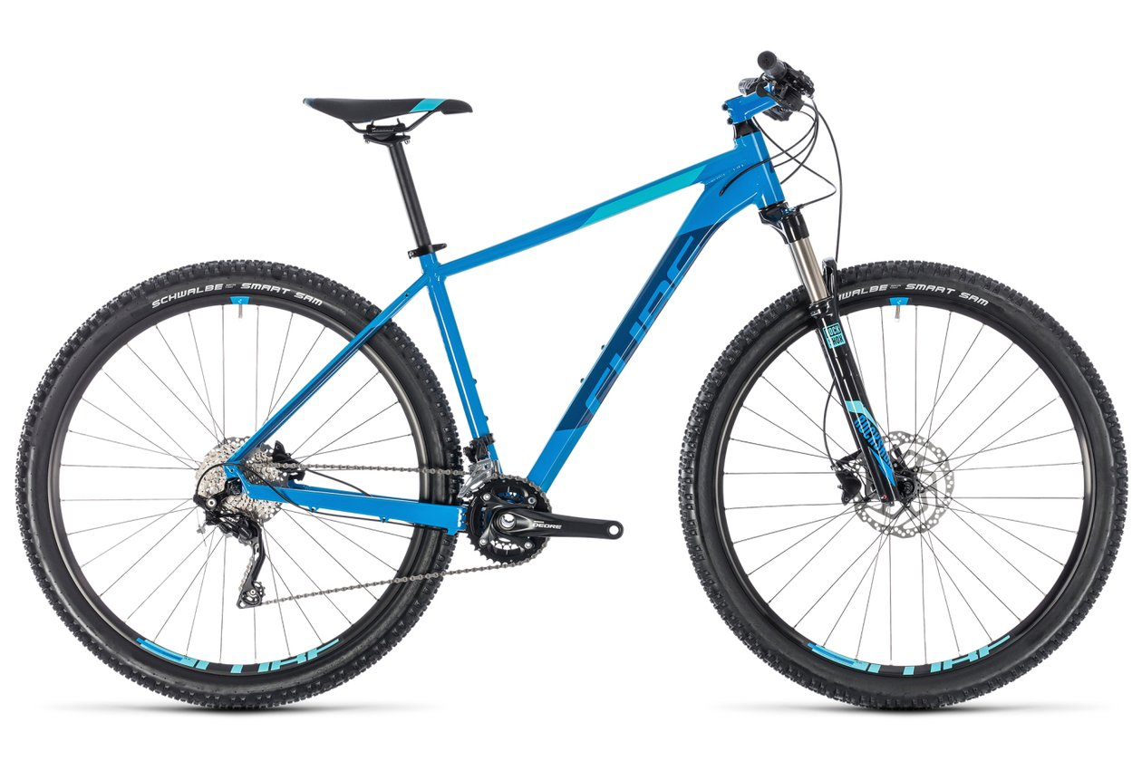 Cube Attention SL - 2018 - 27,5 Zoll - Hardtail