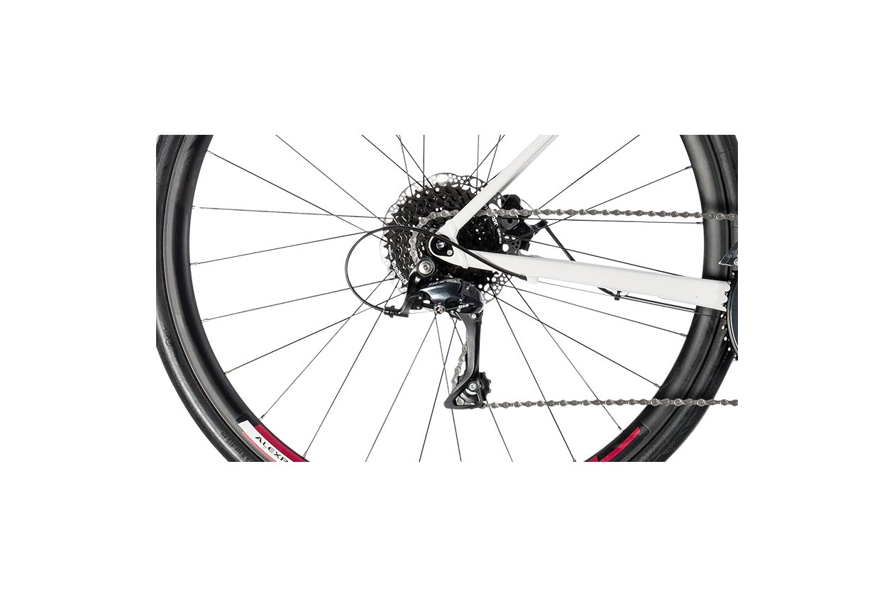 Cube Axial WS Pro Disc - 2018 - 28 Zoll - Diamant