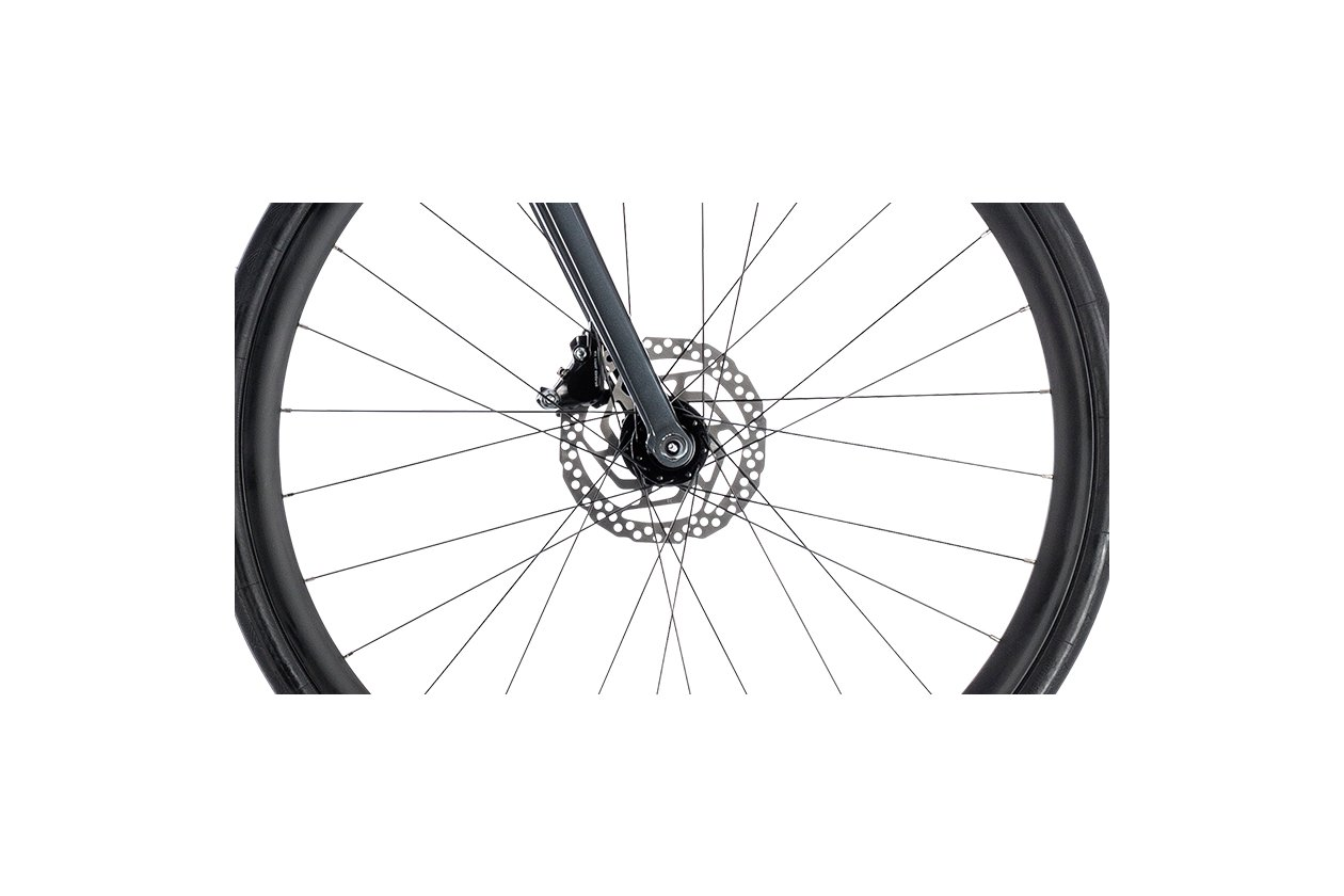 Cube Axial WS Race Disc - 2018 - 28 Zoll - Diamant