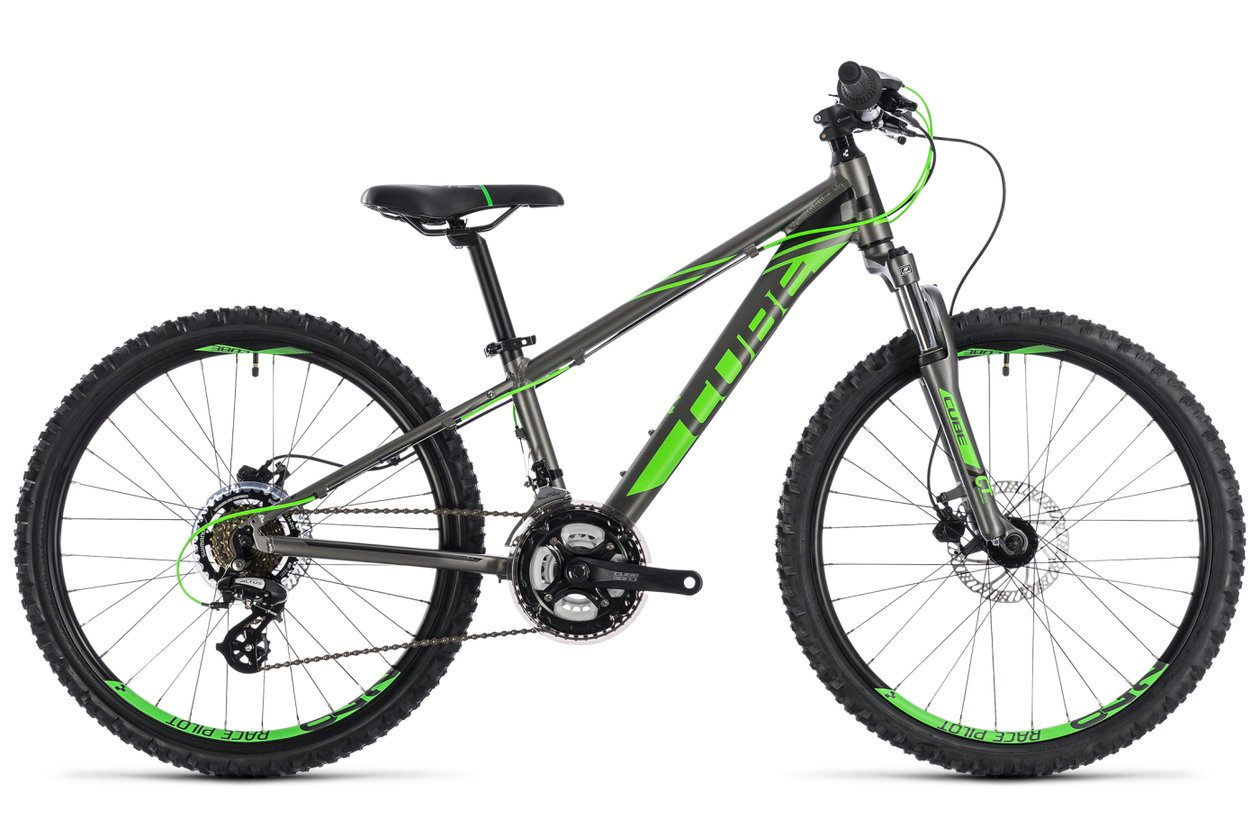 Cube Kid 240 Disc - 2018 - 24 Zoll - Hardtail