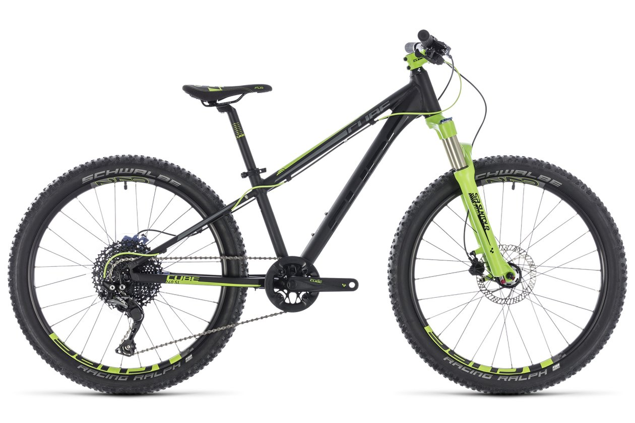 Cube Kid 240 SL - 2018 - 24 Zoll - Hardtail