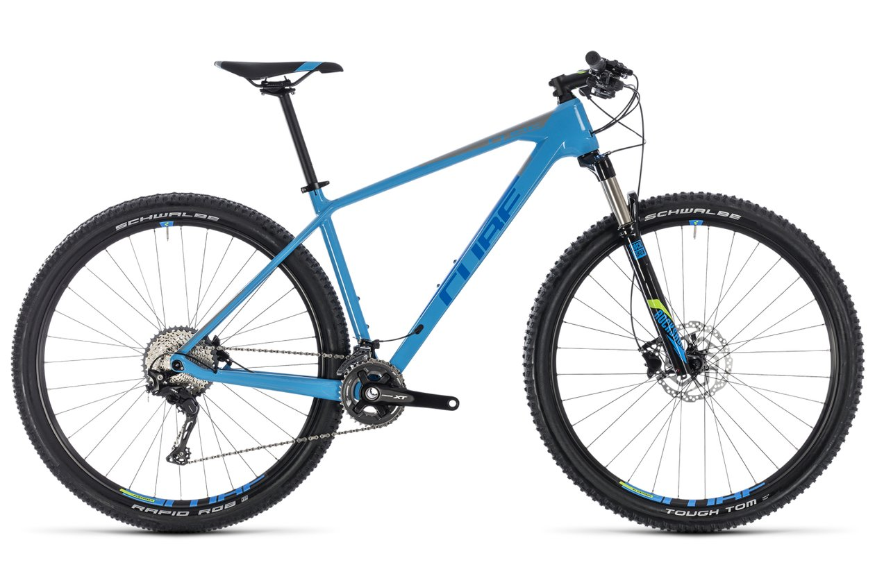 Cube Reaction C:62 - 2018 - 29 Zoll - Hardtail