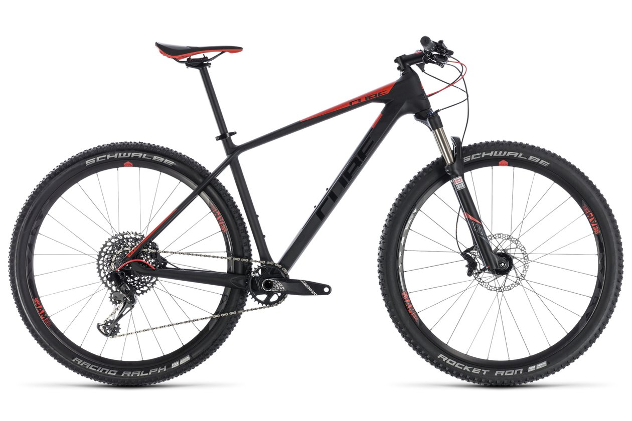 Cube Reaction C:62 Pro - 2018 - 29 Zoll - Hardtail