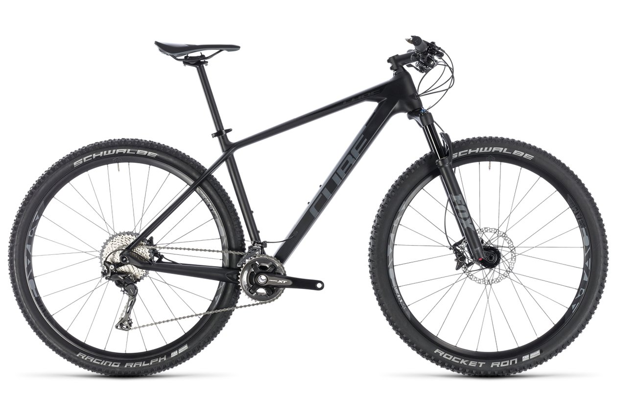 Cube Reaction C:62 Race - 2018 - 29 Zoll - Hardtail
