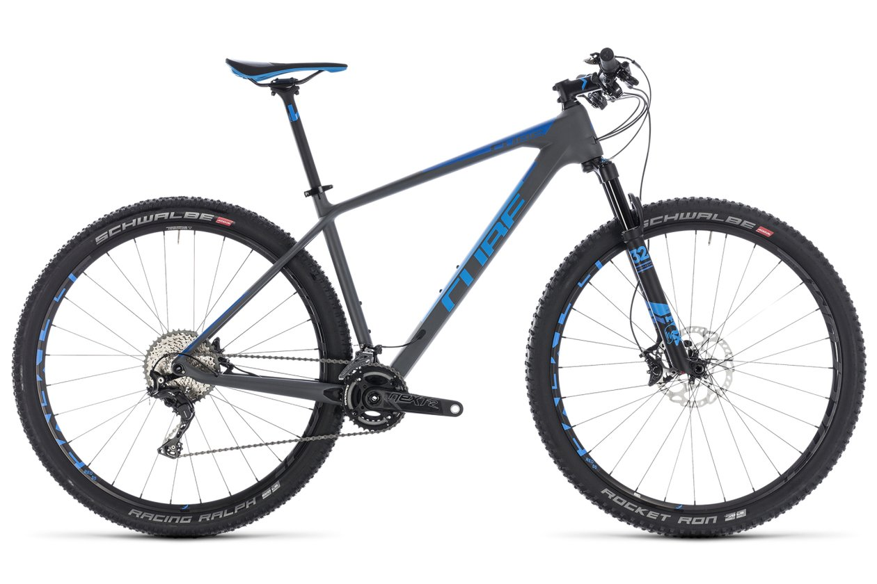 Cube Reaction C:62 SL - 2018 - 29 Zoll - Hardtail