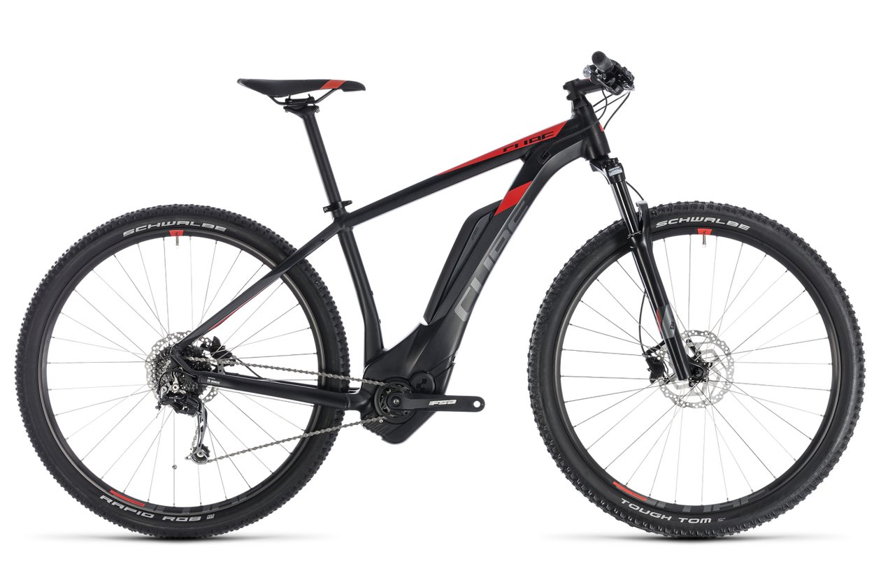 Cube Reaction Hybrid ONE 500 - 500 Wh - 2018 - 29 Zoll - Hardtail