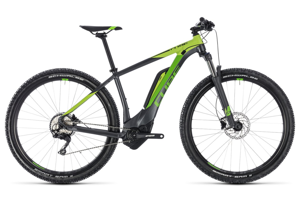 Cube Reaction Hybrid Pro 400 - 2018 - 29 Zoll - Hardtail